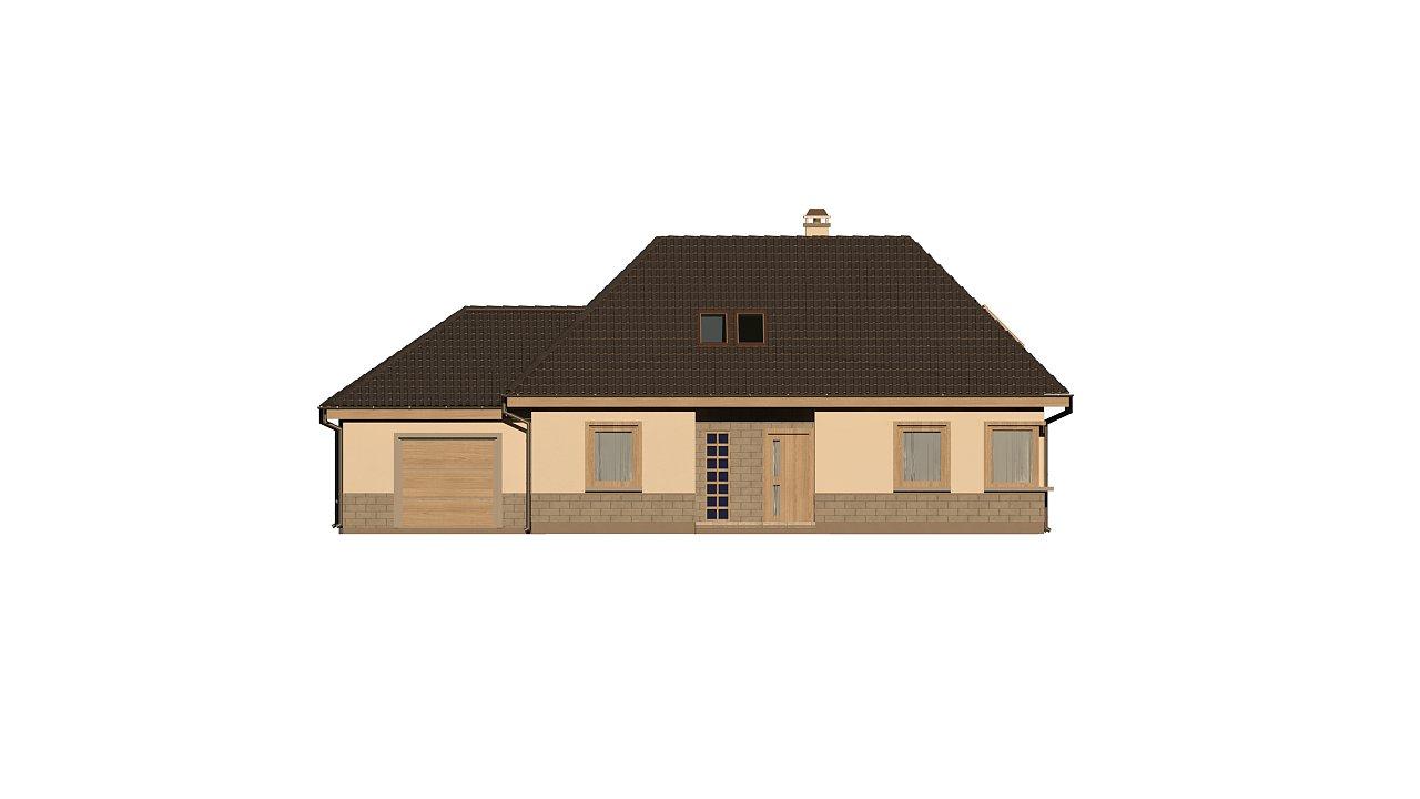 Современный дом с гаражом 4