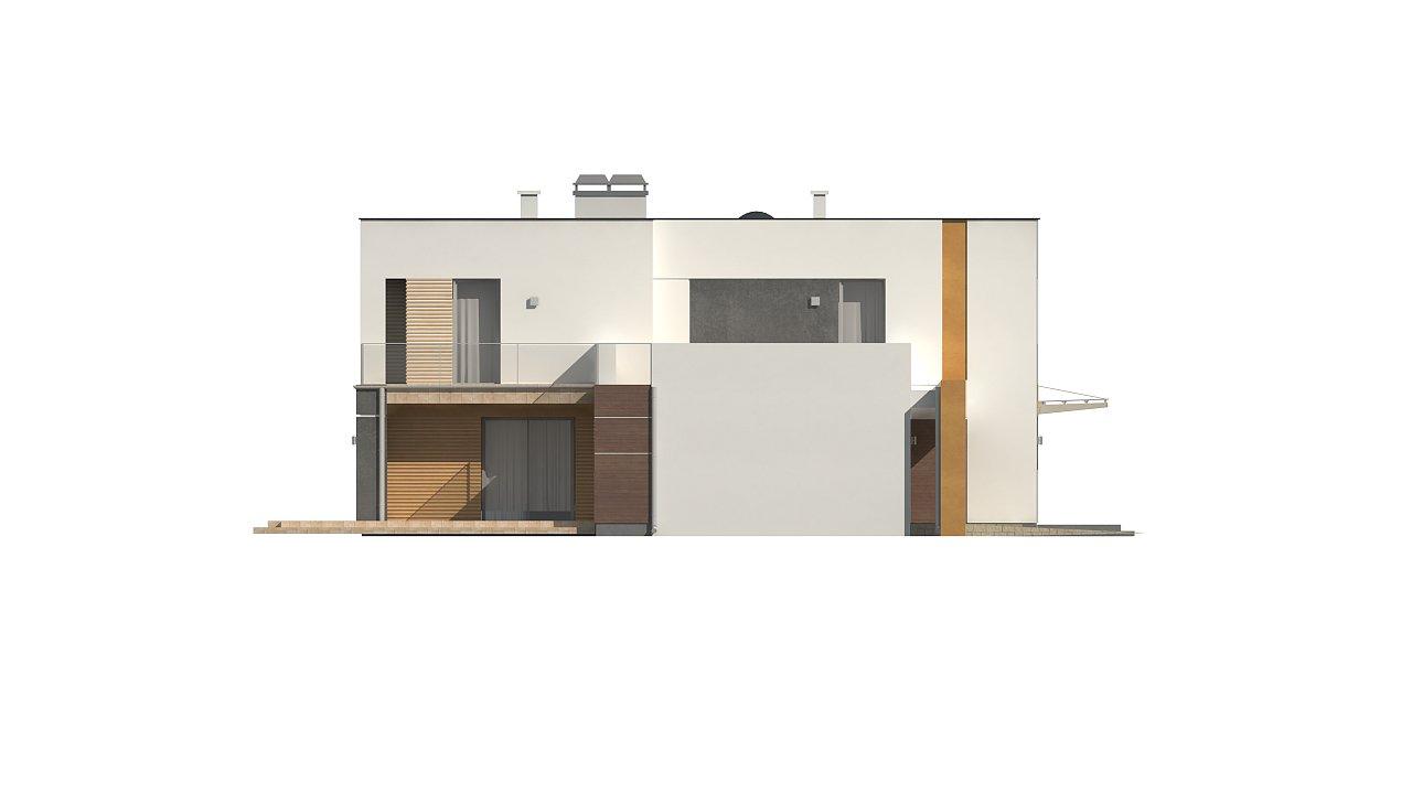 Комфортный современный дом с дополнительным помещением для коммерческого использования. - фото 6