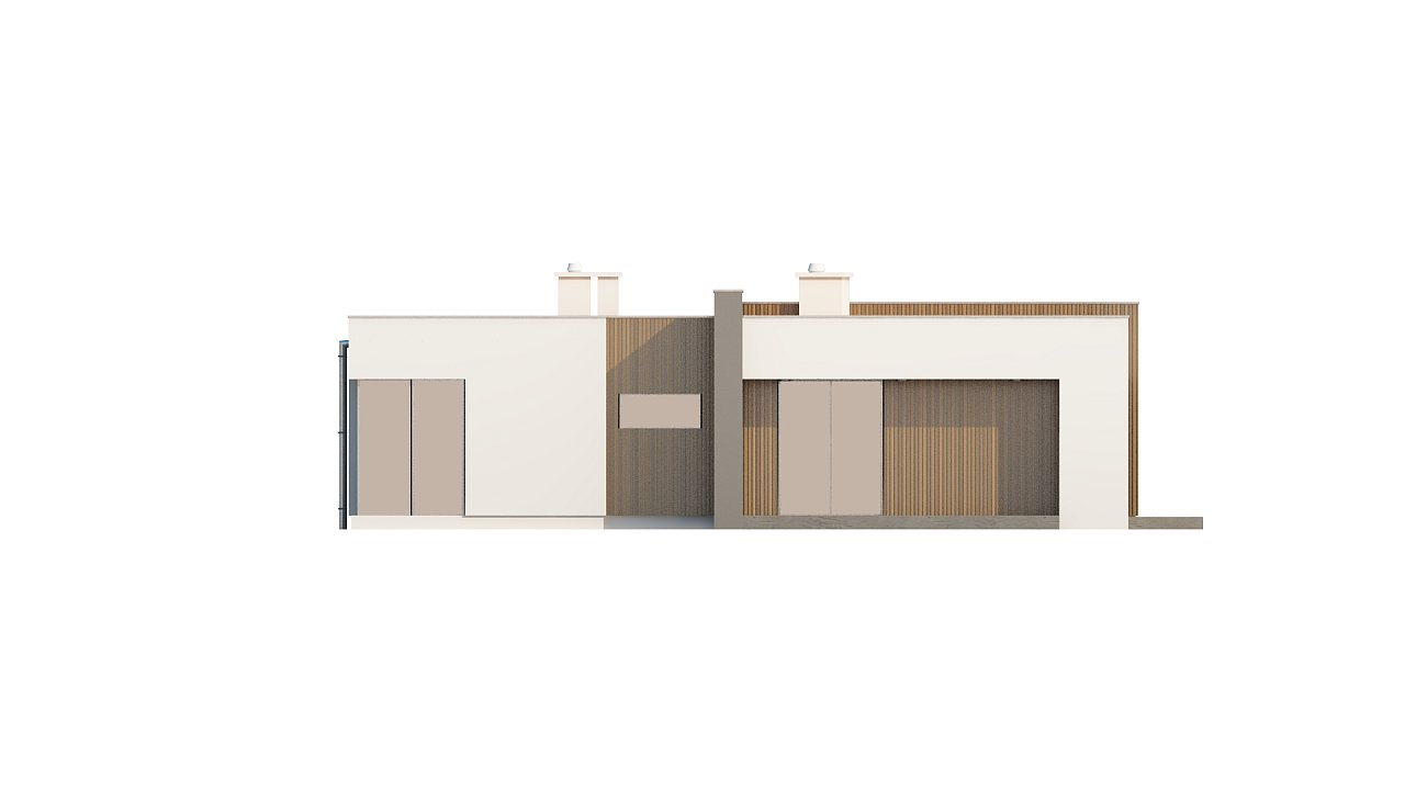 Прекрасное сочетание строгих минималистичных форм и уютного практичного интерьера. 25