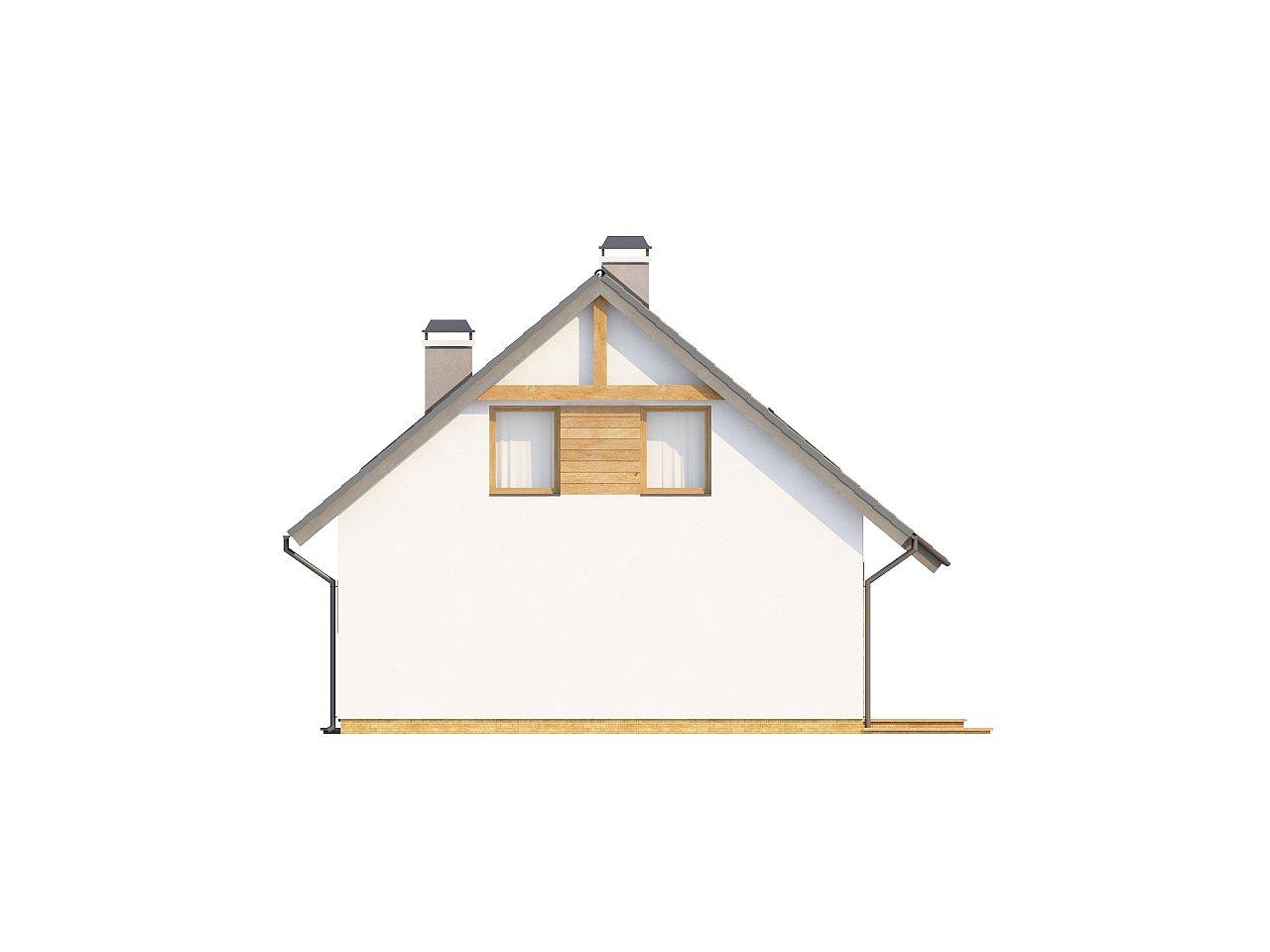 Проект комфортного и выгодного дома. 24