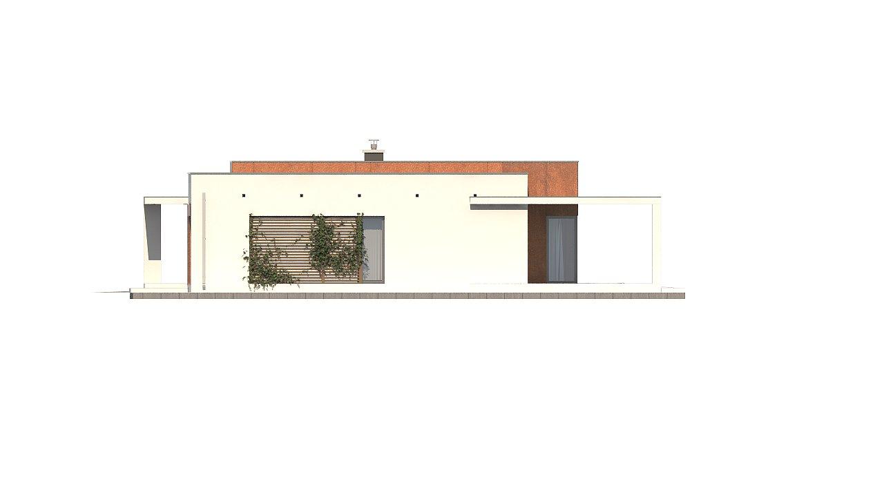 Комфортный современный дом со светлым и уютным интерьером. 14