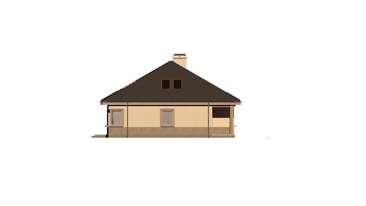 Современный дом с гаражом 7