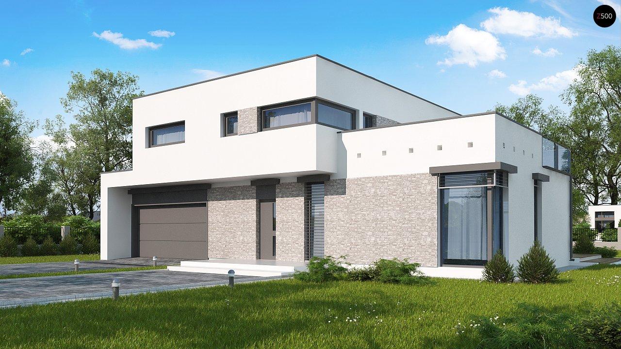 Комфортная резиденция, современный дизайн, оптимальная планировка помещений. 1