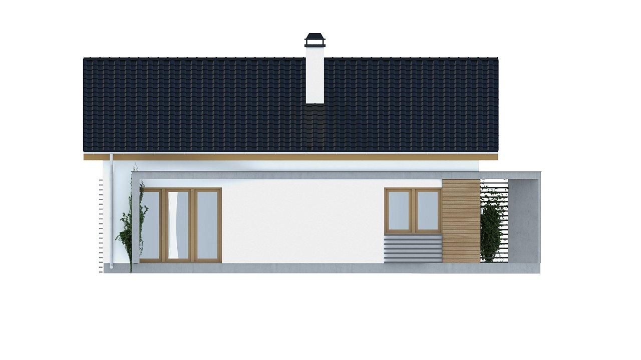 Удачное сочетание традиционных форм, современного дизайна и удобной планировки. 14