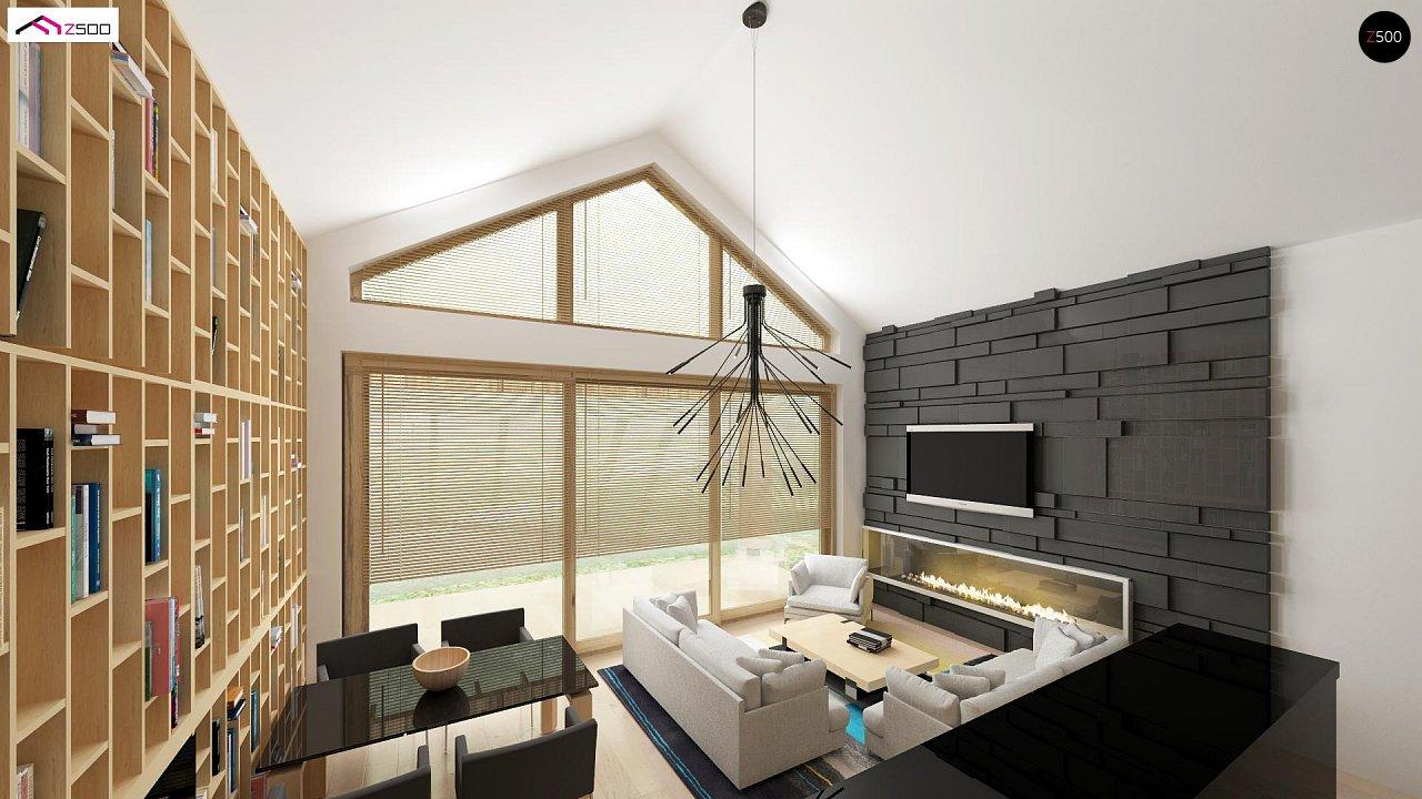 Функциональный компактный дом интересного дизайна. - фото 3