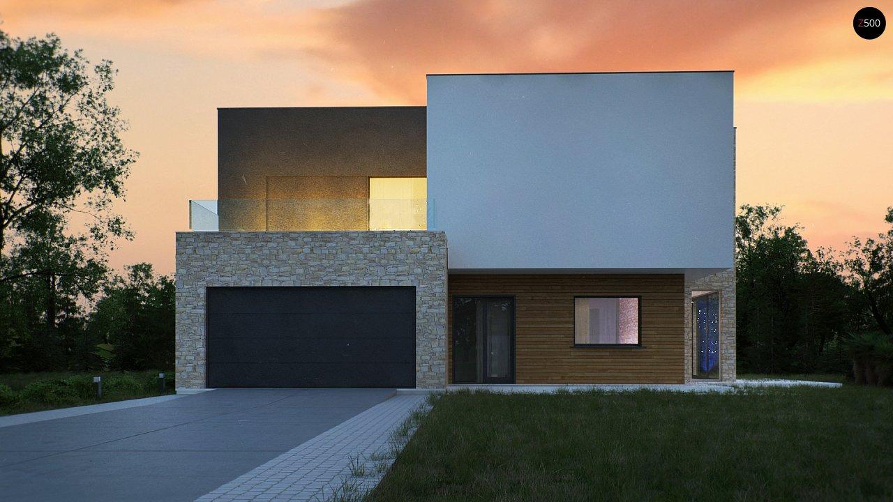 Трехэтажная современная резиденция с террасами и бассейном . 2