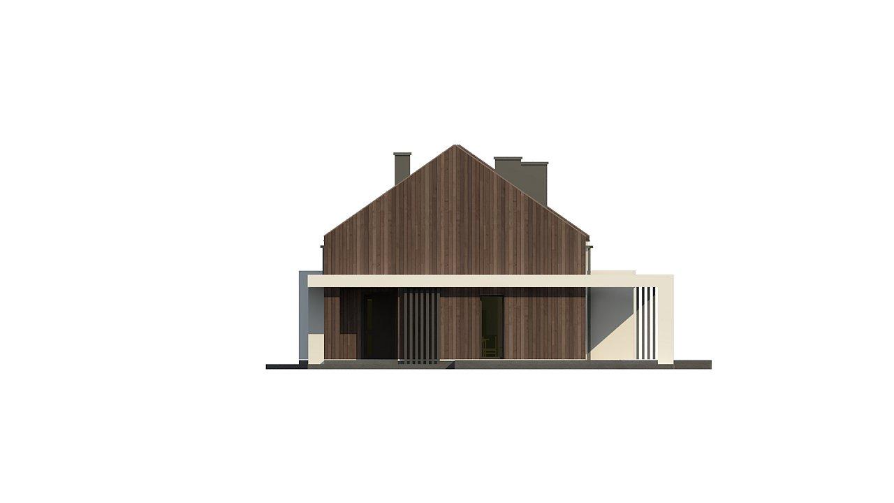 Комфортный мансардный дом для двух семей. - фото 12
