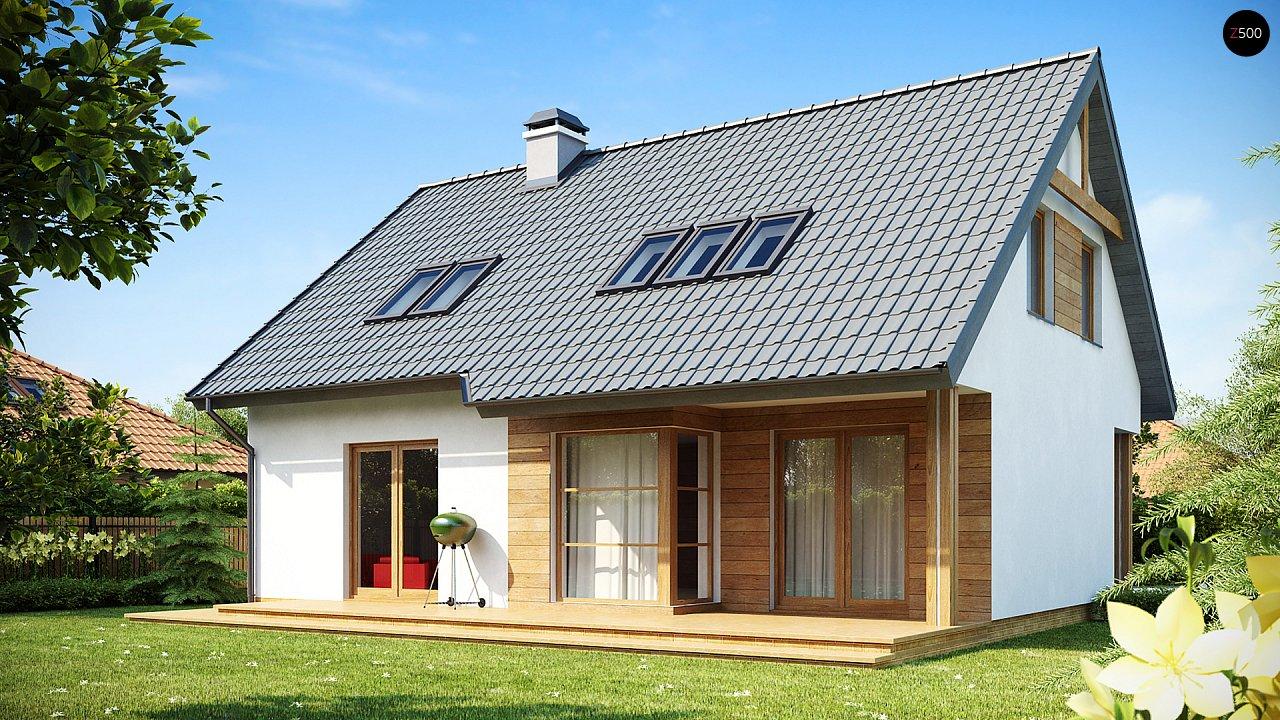Проект комфортного и выгодного дома. 1