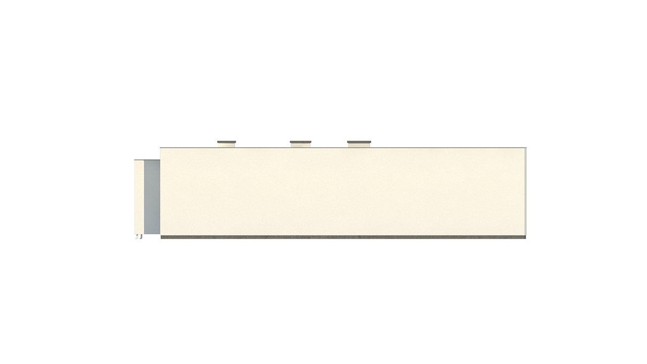 Современный плоскокровельный дом с компактной и удобной планировкой 6