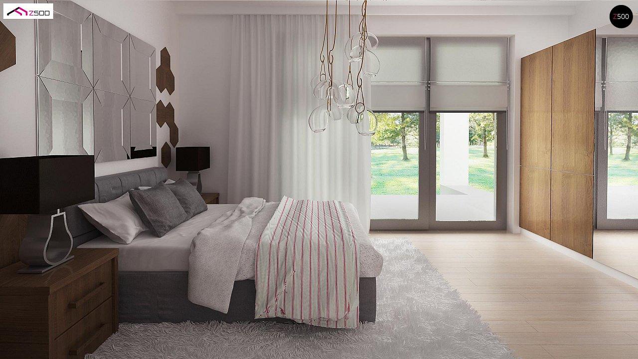 Комфортный современный дом со светлым и уютным интерьером. 10