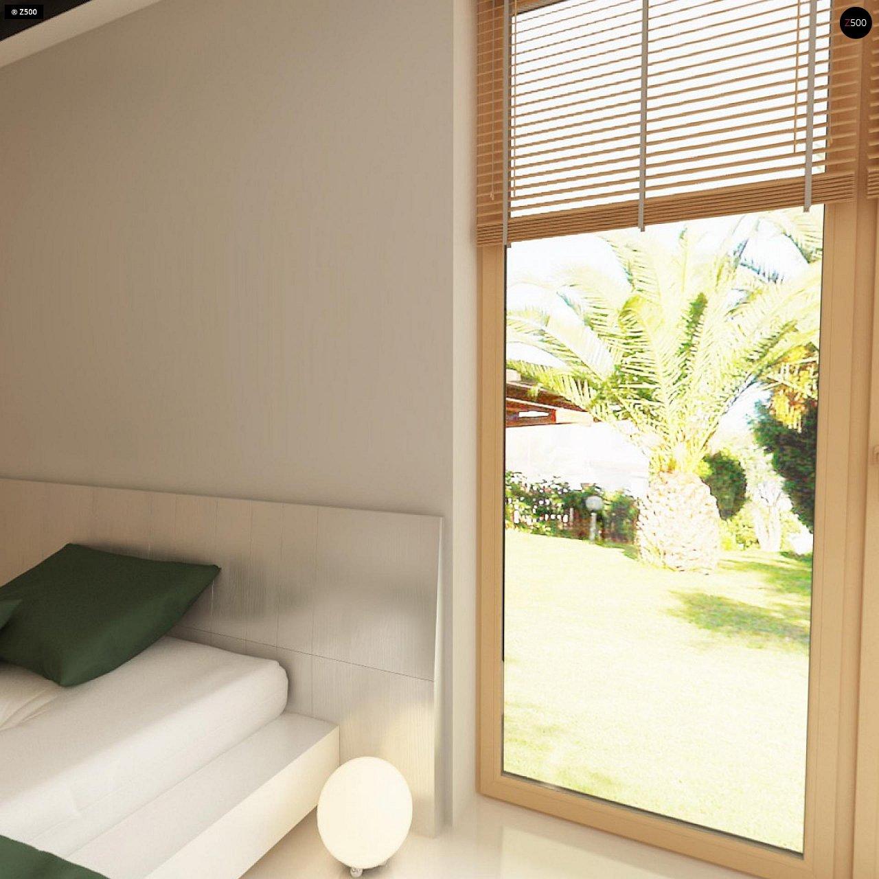 Прекрасное сочетание строгих минималистичных форм и уютного практичного интерьера. 19