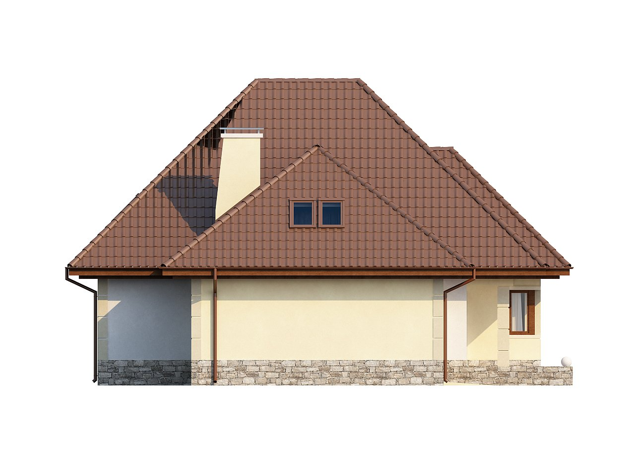 Просторный функциональный дом сложной формы. - фото 6