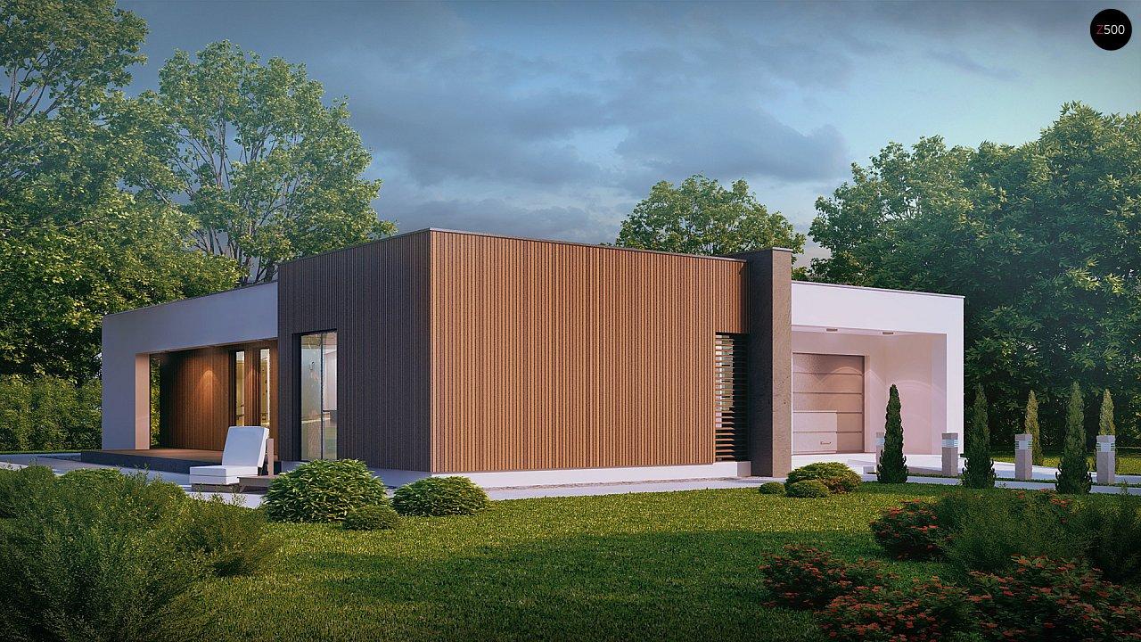Прекрасное сочетание строгих минималистичных форм и уютного практичного интерьера. 3