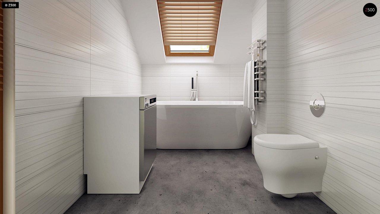 Компактный, аккуратный и стильный дом с двумя спальнями. - фото 14