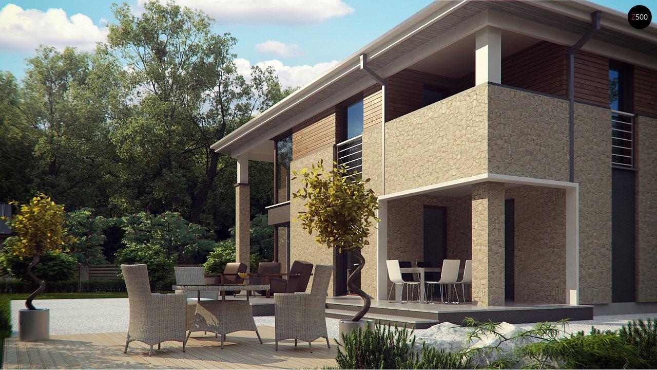 Комфортная двухэтажная усадьба с гаражом на 2 авто, с сауной на 1 этаже - фото 3