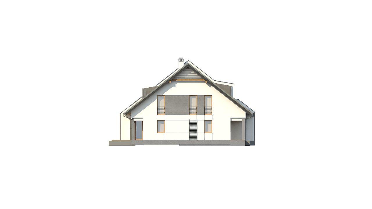 Проект домов близнецов для двух дружественных семей. - фото 6