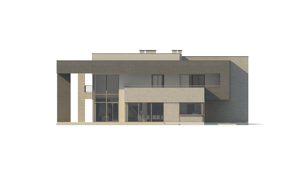 Комфортный современный двухэтажный особняк с сауной на втором этаже - фото 20