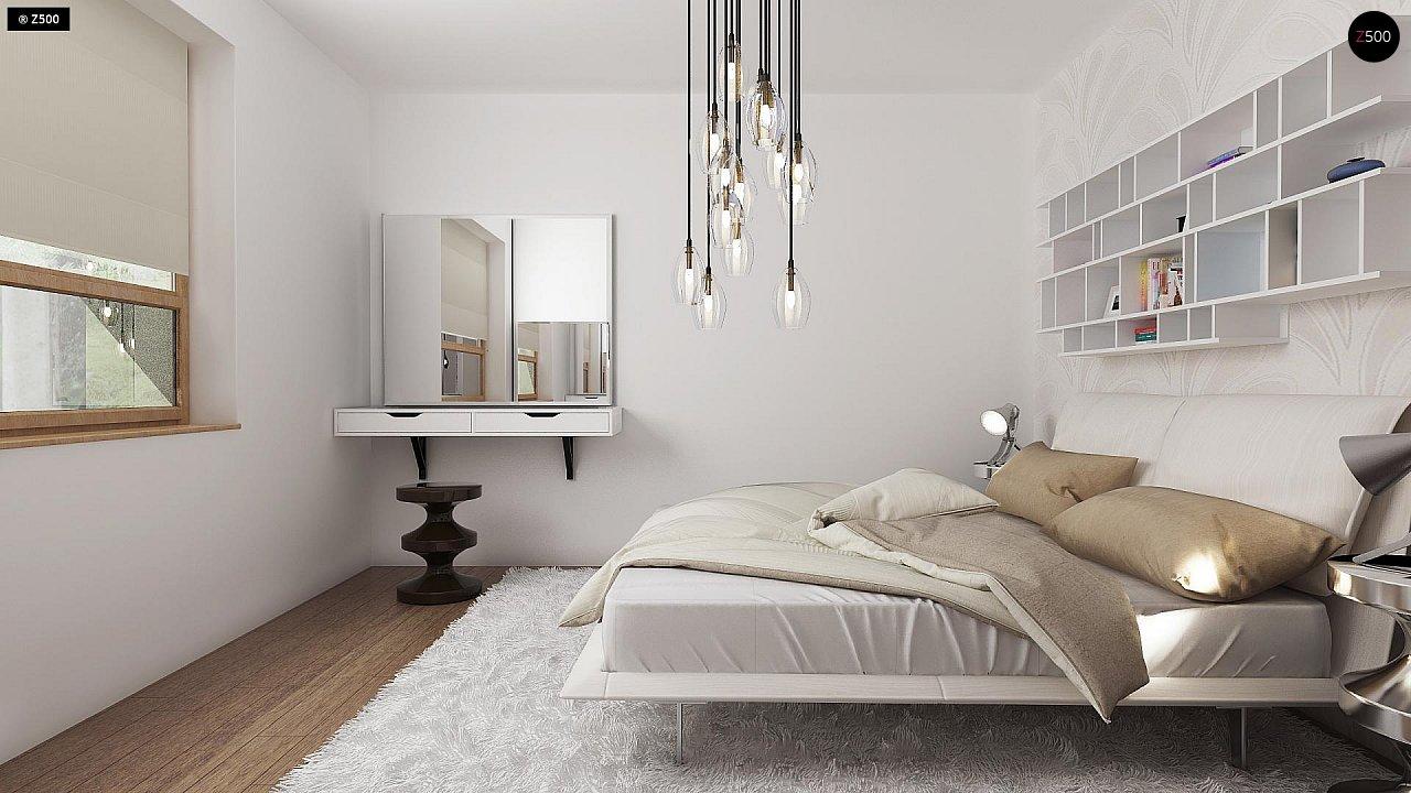 Практичный одноэтажный дом с большим гаражом, просторной гостиной и двумя спальнями. 11