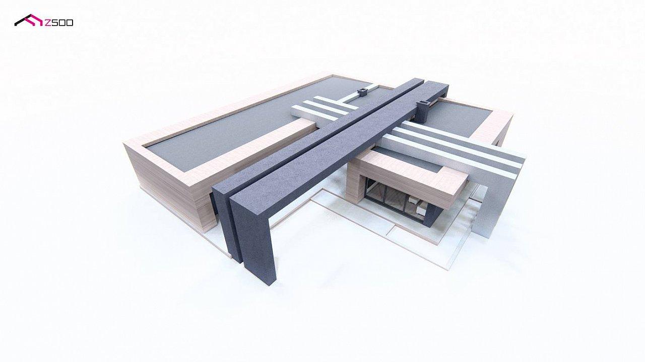 Современный дом с одноуровневой планировкой для большой семьи. - фото 11