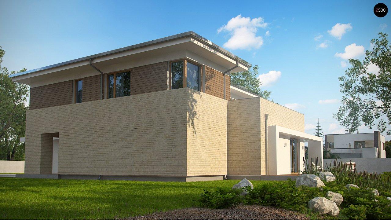 Современный комфортный двухэтажный дом с баней - фото 3