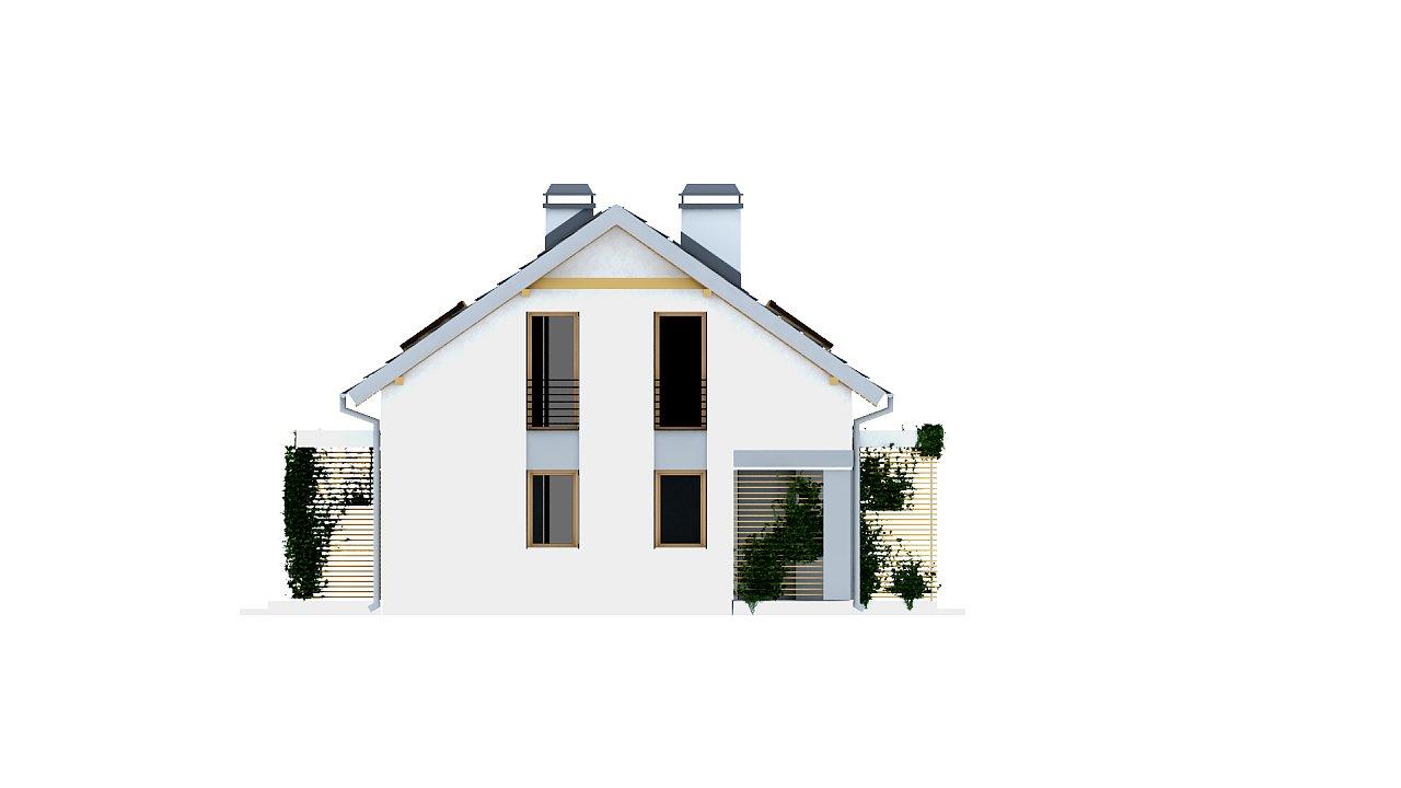 Функциональный удобный двухквартирный дом с отдельными входами в каждую из них. 6