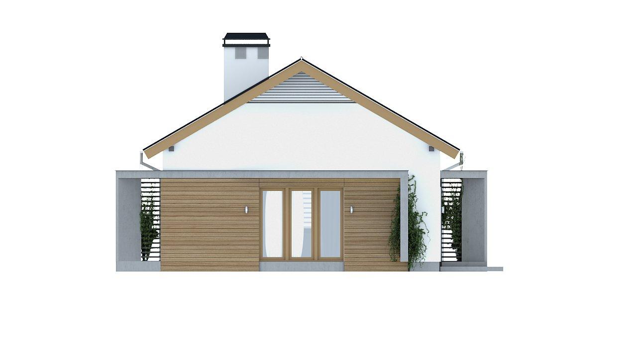 Удачное сочетание традиционных форм, современного дизайна и удобной планировки. 16