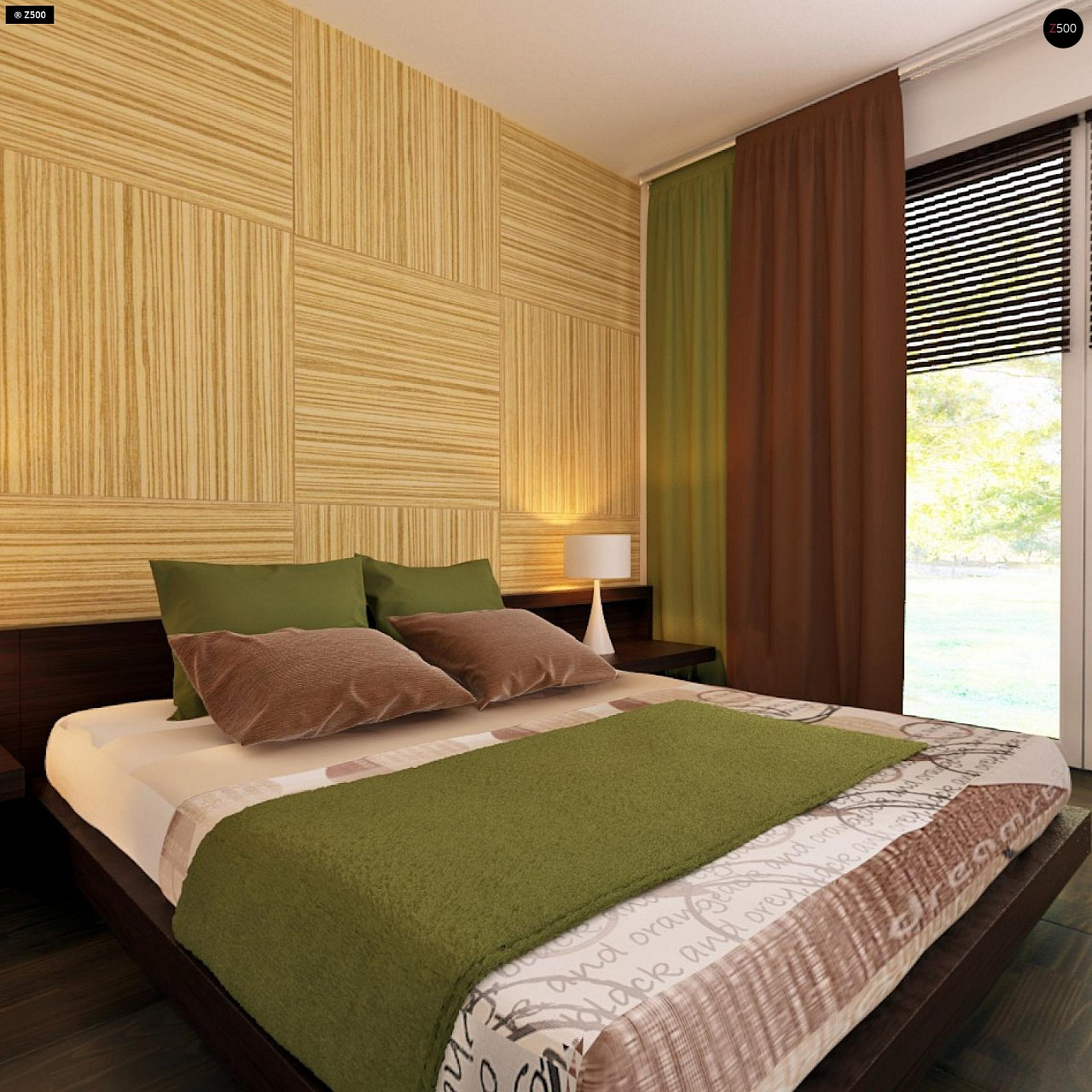 Дом традиционной формы с современными архитектурными дополнениями. Свободная планировка мансарды и антресоль над гостиной. 9