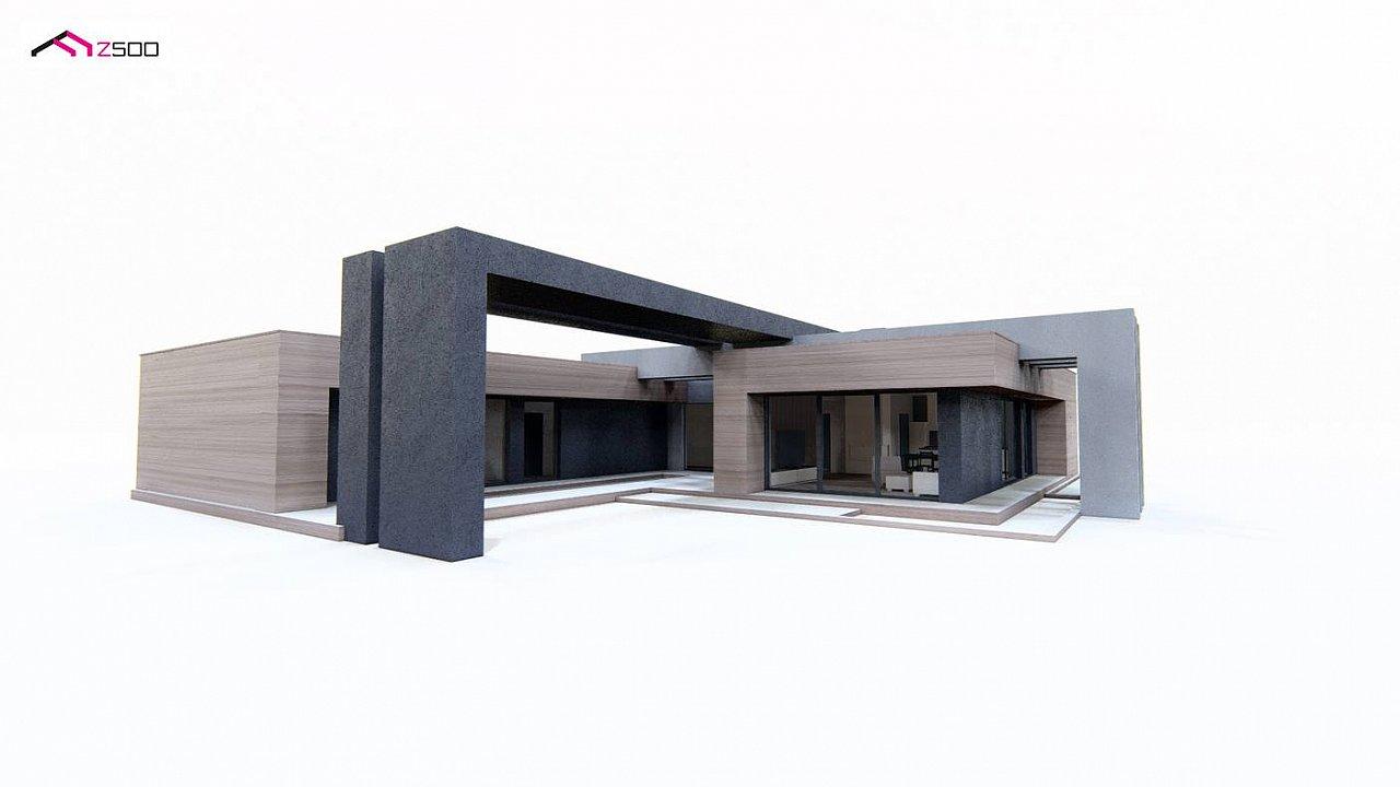 Современный дом с одноуровневой планировкой для большой семьи. - фото 9