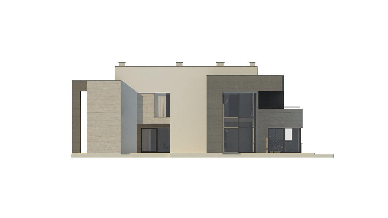 Комфортный современный двухэтажный особняк с сауной на втором этаже - фото 21
