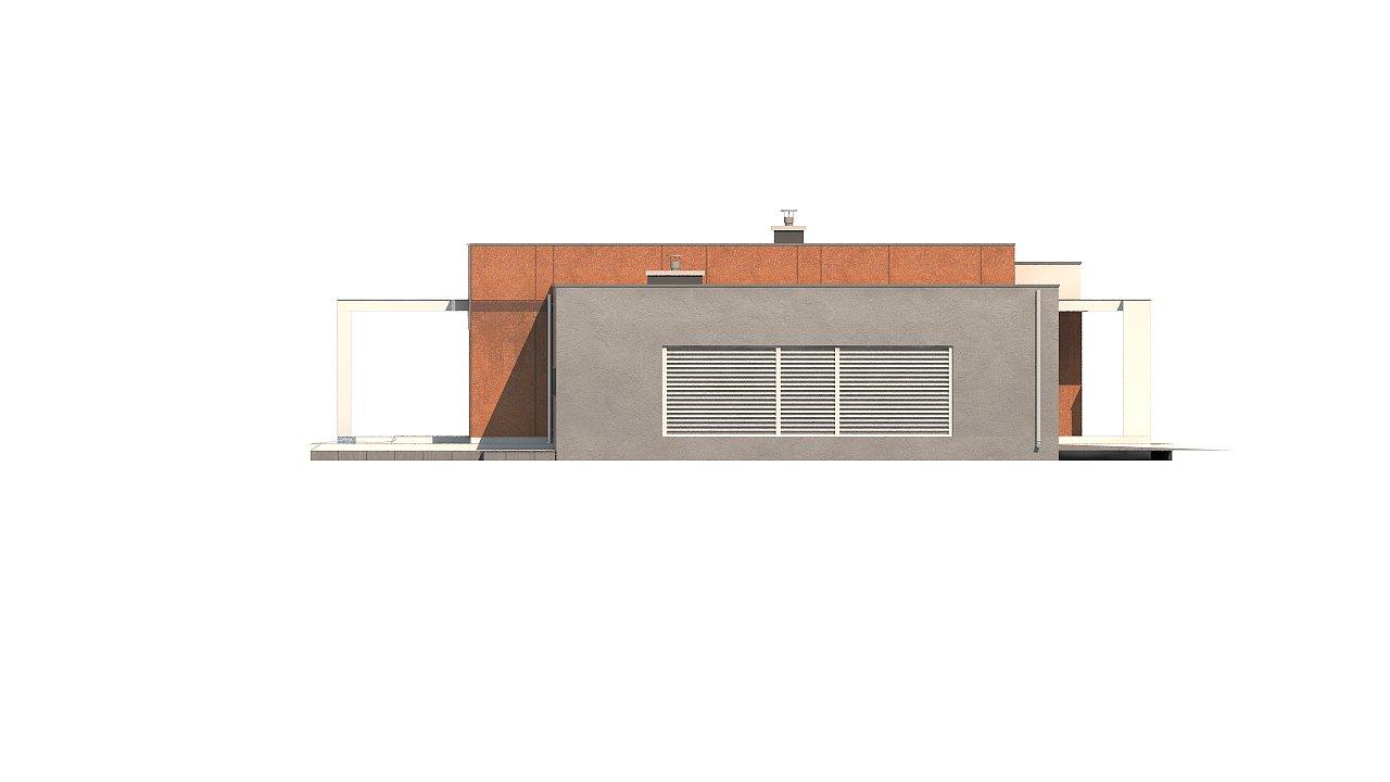 Комфортный современный дом со светлым и уютным интерьером. 16