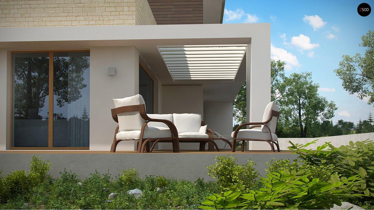 Современный комфортный двухэтажный дом с баней - фото 8