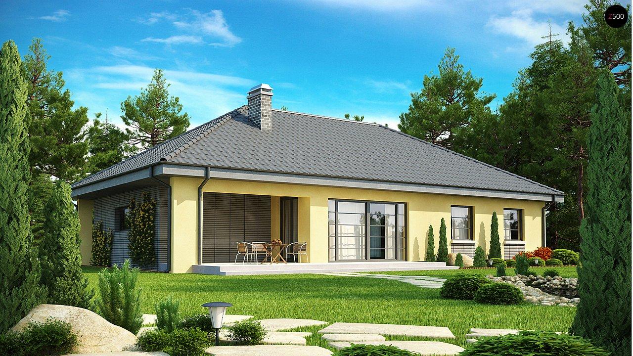Одноэтажный дом традиционного характера с тремя удобными спальнями и встроенным гаражом. - фото 2