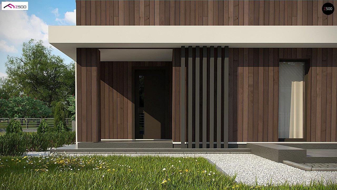 Комфортный мансардный дом для двух семей. - фото 4