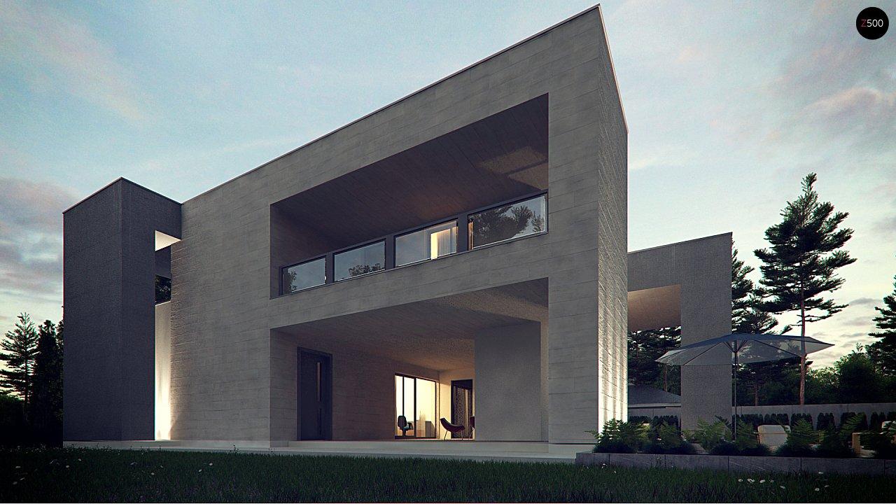 Комфортный современный двухэтажный особняк с сауной на втором этаже - фото 15