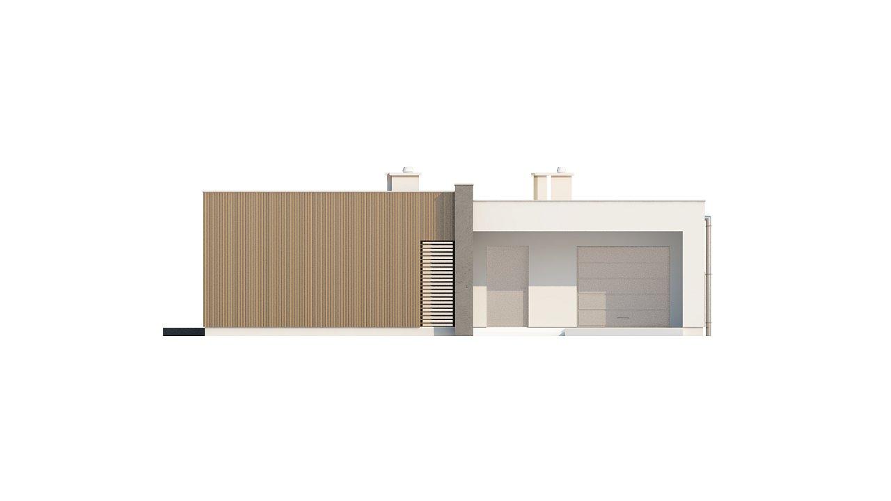 Прекрасное сочетание строгих минималистичных форм и уютного практичного интерьера. 24