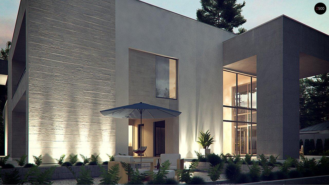 Комфортный современный двухэтажный особняк с сауной на втором этаже - фото 14