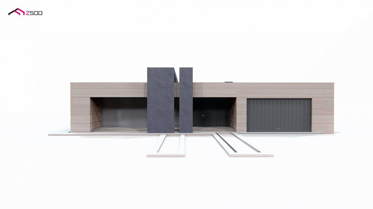 Современный дом с одноуровневой планировкой для большой семьи. - фото 8