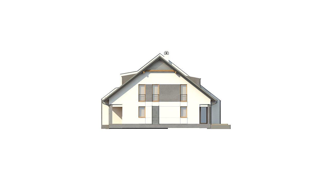 Проект домов близнецов для двух дружественных семей. - фото 4
