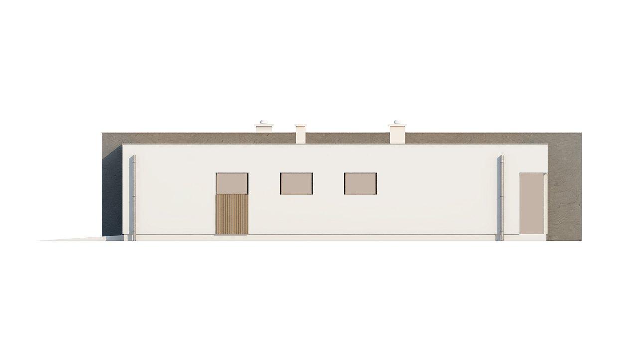 Прекрасное сочетание строгих минималистичных форм и уютного практичного интерьера. 27