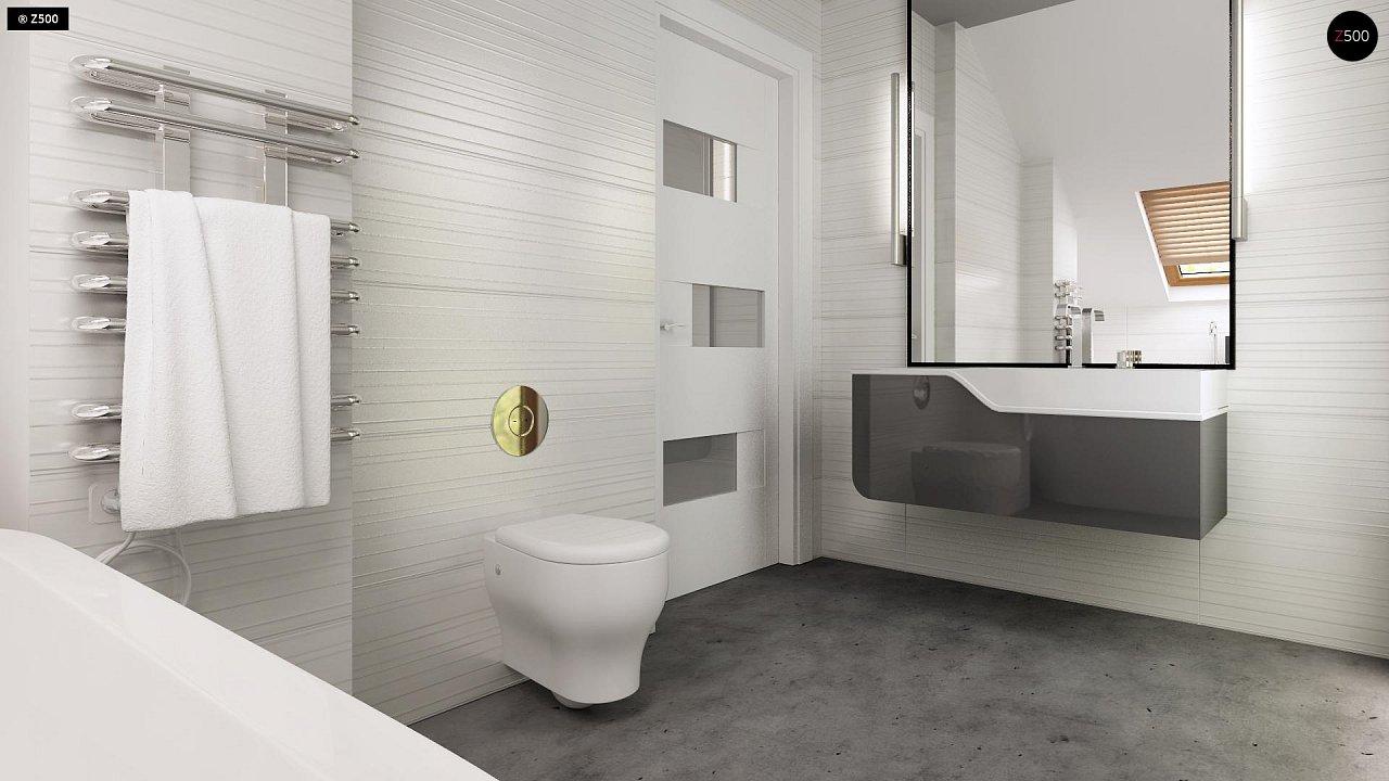 Компактный, аккуратный и стильный дом с двумя спальнями. - фото 13