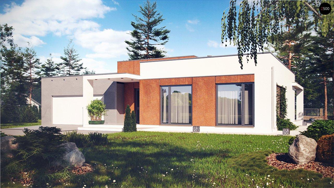 Комфортный современный дом со светлым и уютным интерьером. 1