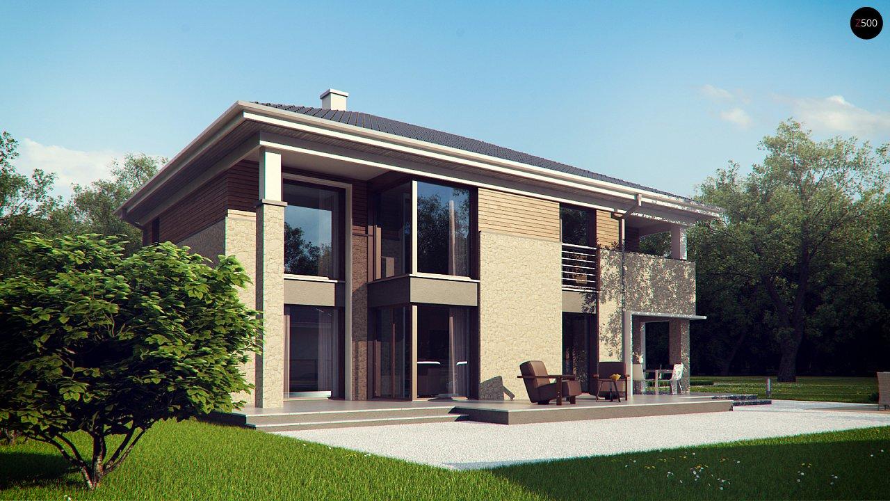 Комфортная двухэтажная усадьба с гаражом на 2 авто, с сауной на 1 этаже - фото 5