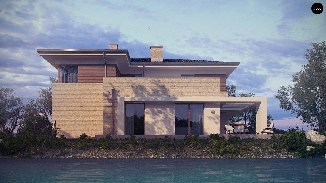Современный комфортный двухэтажный дом с баней 5