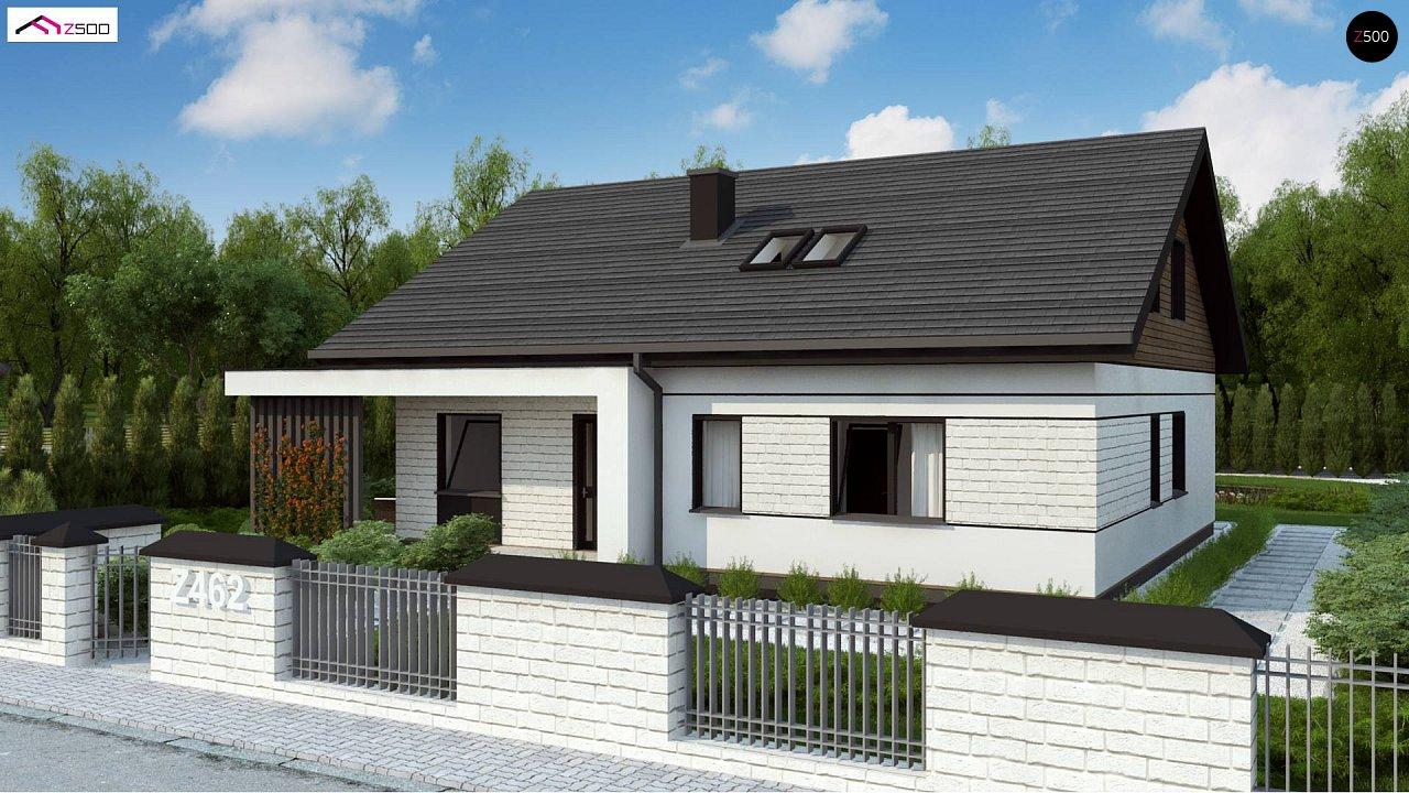 Комфортный просторный дом с одноуровневой планировкой. - фото 4