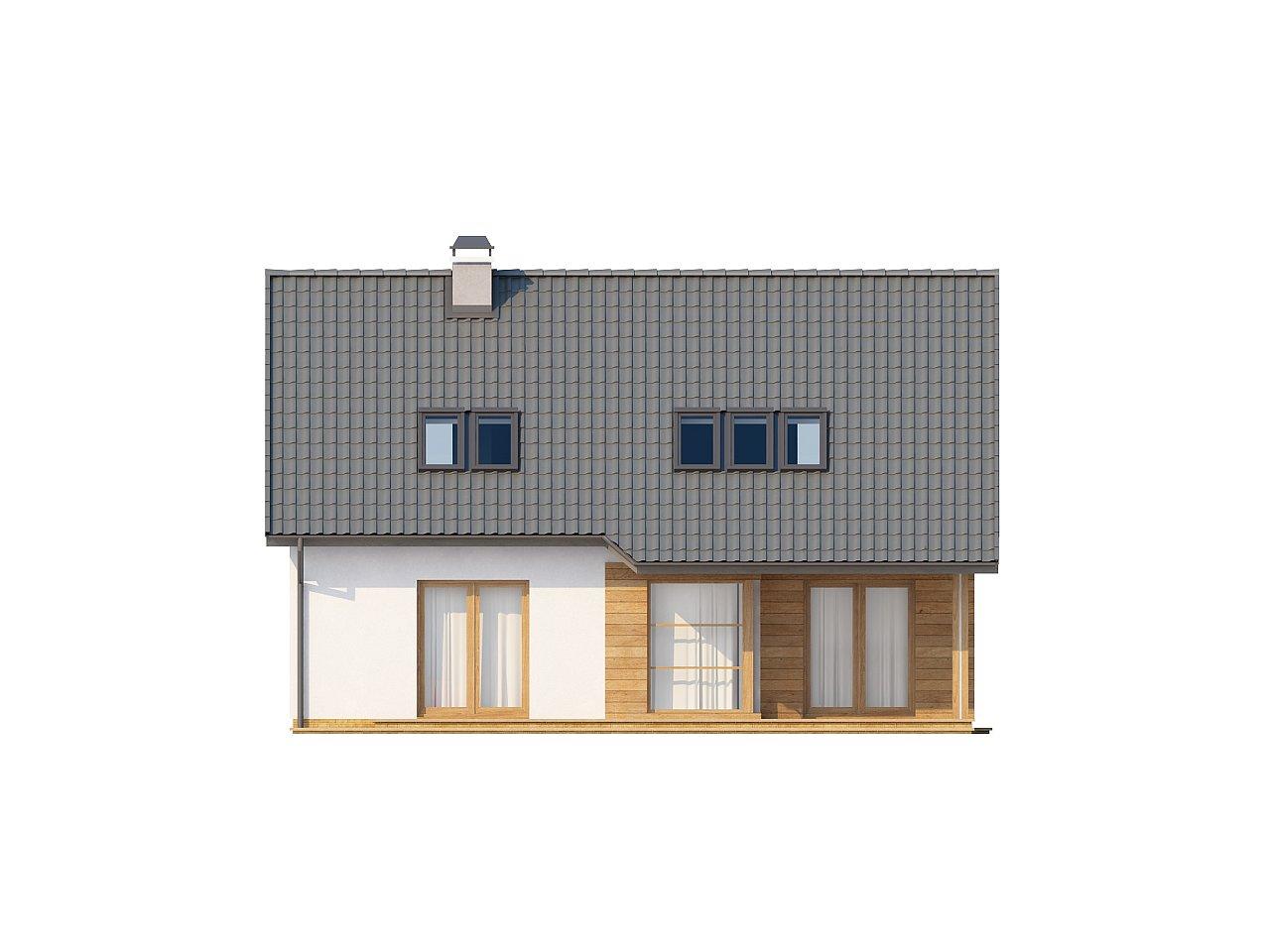 Проект комфортного и выгодного дома. 22
