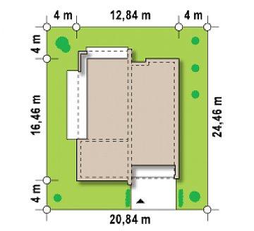 Уменьшенная версия проекта Zx49 план помещений 1