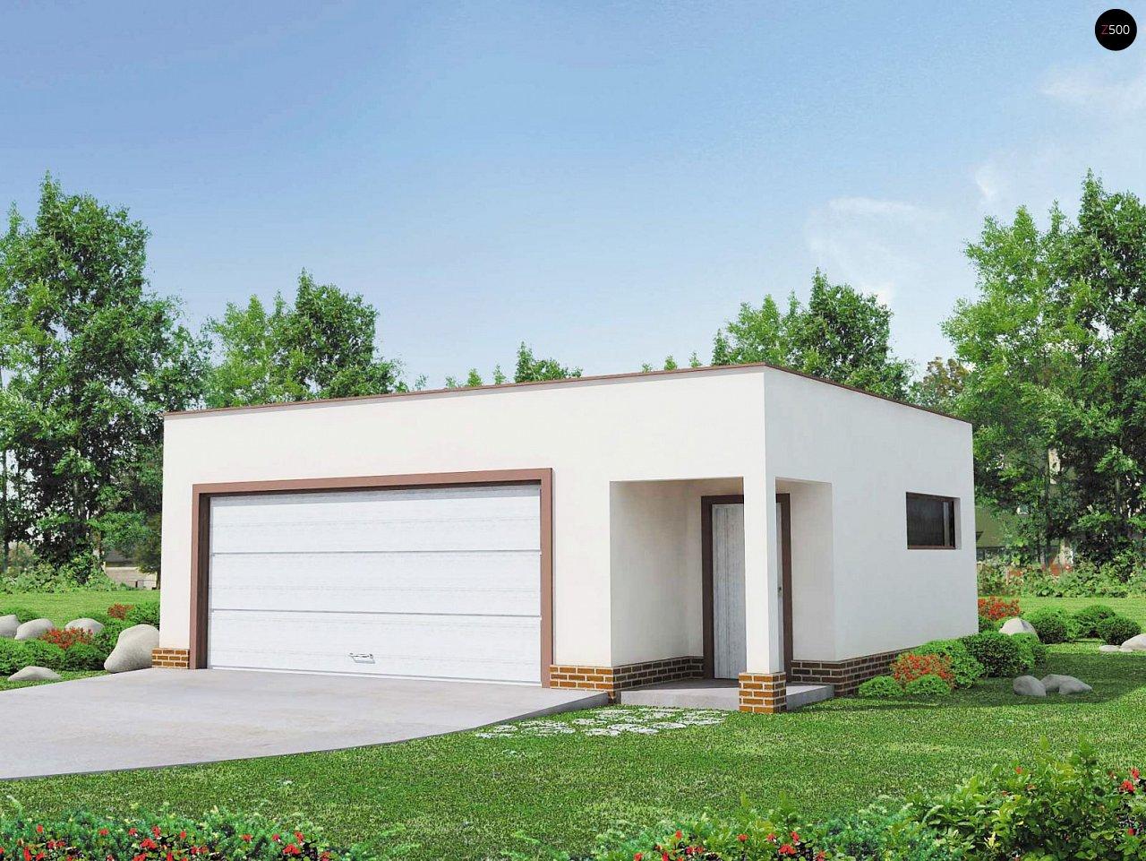 Комфортный гараж на две машины - фото 1