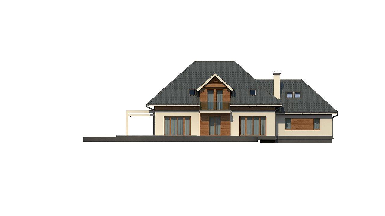 Проект дома Z50 в современной интерпретации. - фото 9