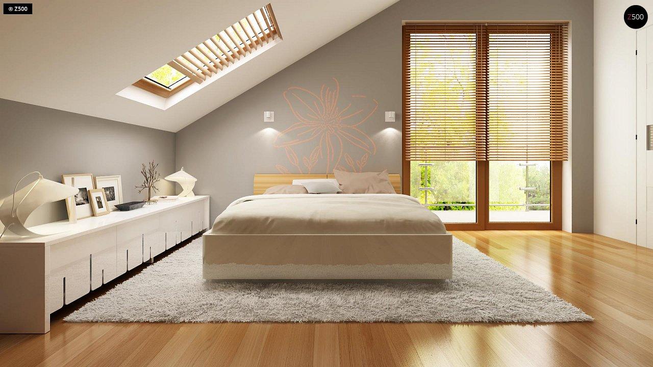 Компактный, аккуратный и стильный дом с двумя спальнями. - фото 12