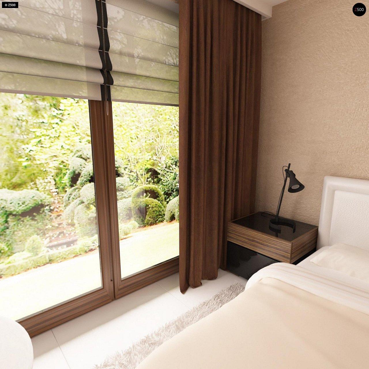 Одноэтажный дом традиционного характера с тремя удобными спальнями и встроенным гаражом. - фото 13